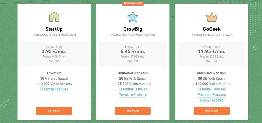 siteground how to start a mom blog