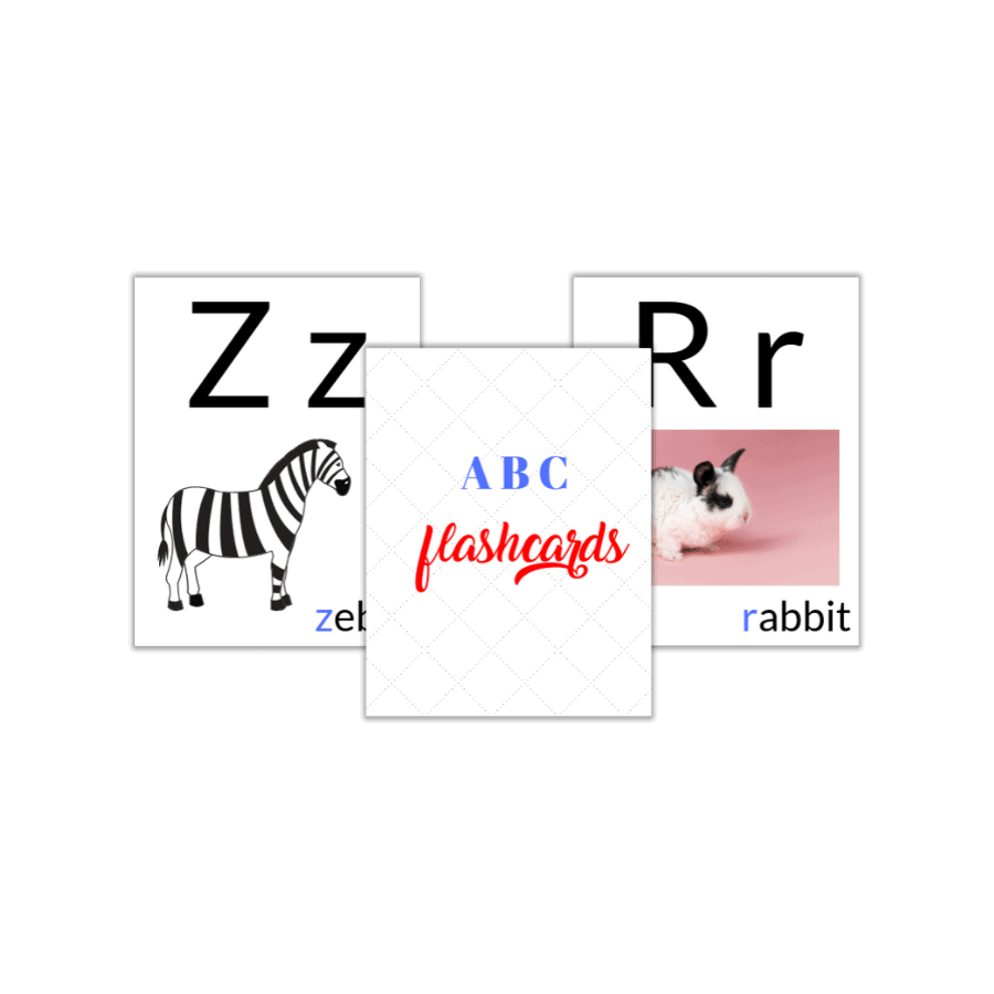 Learning the Alphabet for Toddlers